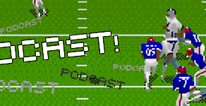 Podcast 41 - Whatever The Play, I'm Punting