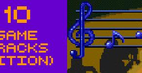 Top 10 - Video Game Music - Sega Version