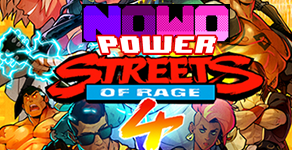 Power REVIEW - Streets of Rage 4