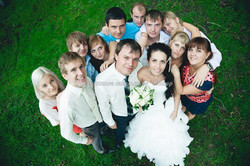 Свадьба Романа и Анастасии