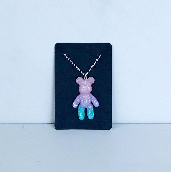 Tay Bear Necklace