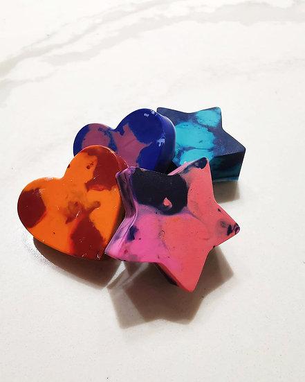 Handmade Recycled Crayons