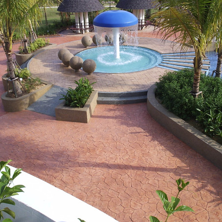 Stamped Concrete Finish in Malaysia – An Introduction