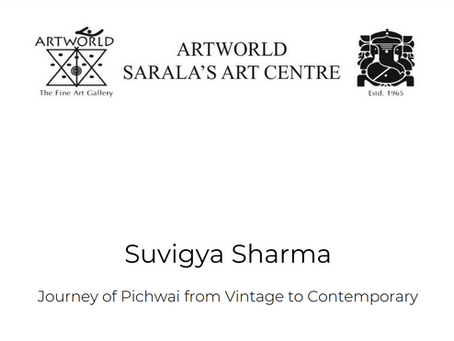 Journey of Pichwai from Vintage to Contemporary