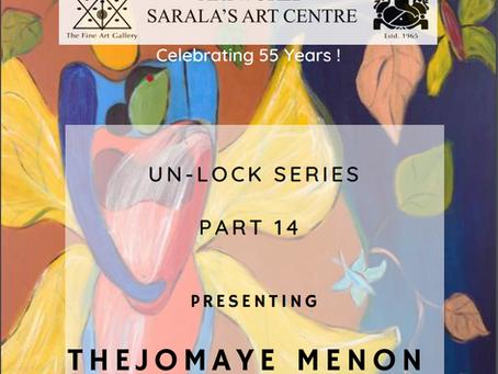 UN - LOCK SERIES - THEJOMAYE MENON
