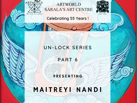UN - LOCK SERIES - MAITREYI NANDI