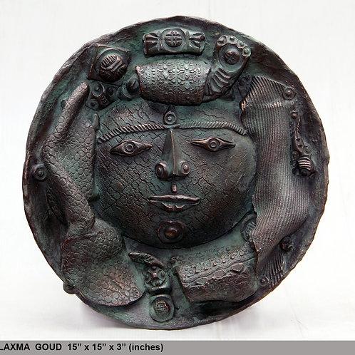 Bronze by K Laxma Goud