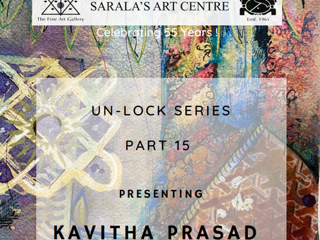 UN - LOCK SERIES  - KAVITHA PRASAD