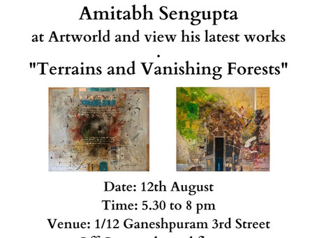 """"""" Terrains and Vanishing Forests """""""
