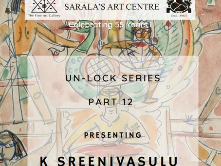 UN - LOCK SERIES  - K SREENIVASULU