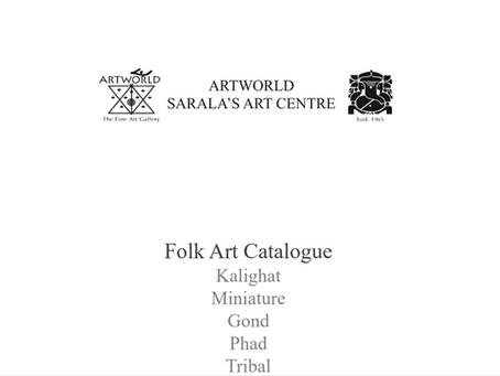 FOLK ART CATALOGUE