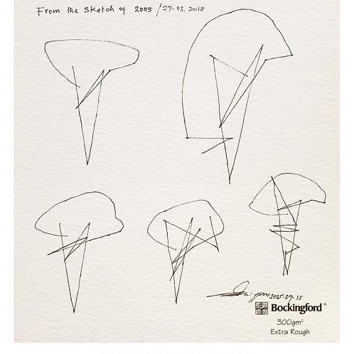 Drawing by RM Palaniappan