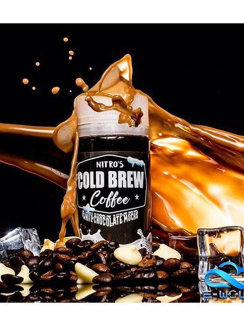 Nitro's Cold Brew White Chocolate Mocha (50ml) Plus