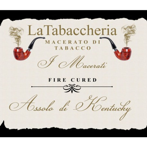 La Tabaccheria Macerato Assolo di Kentucky 10ml