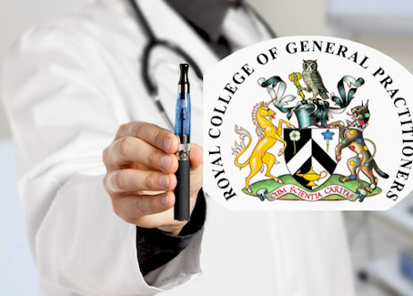 Inghilterra: Medici consigliano la e-cig