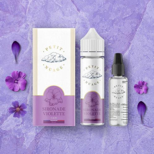 E-Liquide Sironade Violette - PETIT NUAGE | 60ML