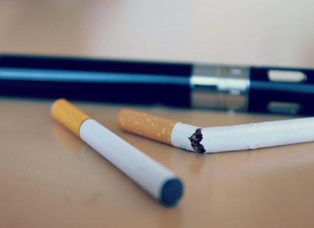 La e-cig raddoppia le possibilità di smettere di fumare