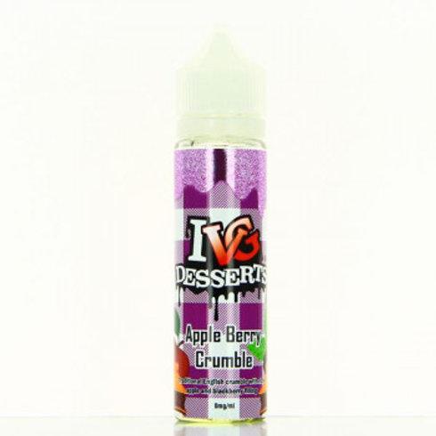 Apple Berry Crumble I VG Desserts 50ml 00mg