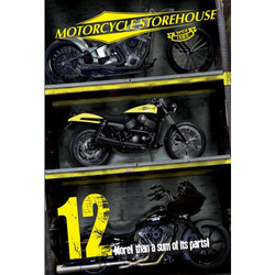 Motorcycle Store House