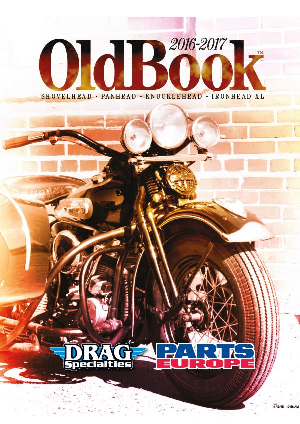 oldbook Drag Specialties
