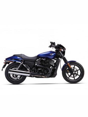 Ironhead exhaust XG750 CHROM (LENGTH 380mm)