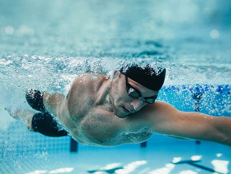 How to prevent (or relieve) 'Swimmer's Eye'