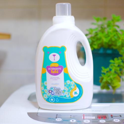 Detergente para ropa Bebé 3lt