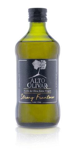 Aceite de Olivas Alto Olivar Strong Frantoio