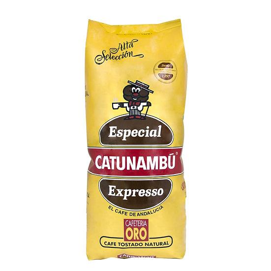 Café tostado entero Expresso  1Kg