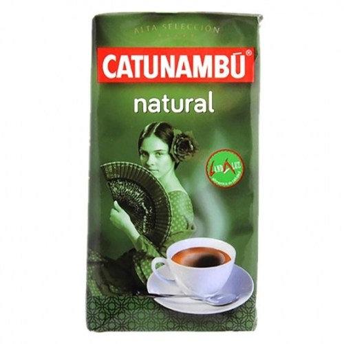 Café tostado molido Natural CATUNAMBÚ 250g