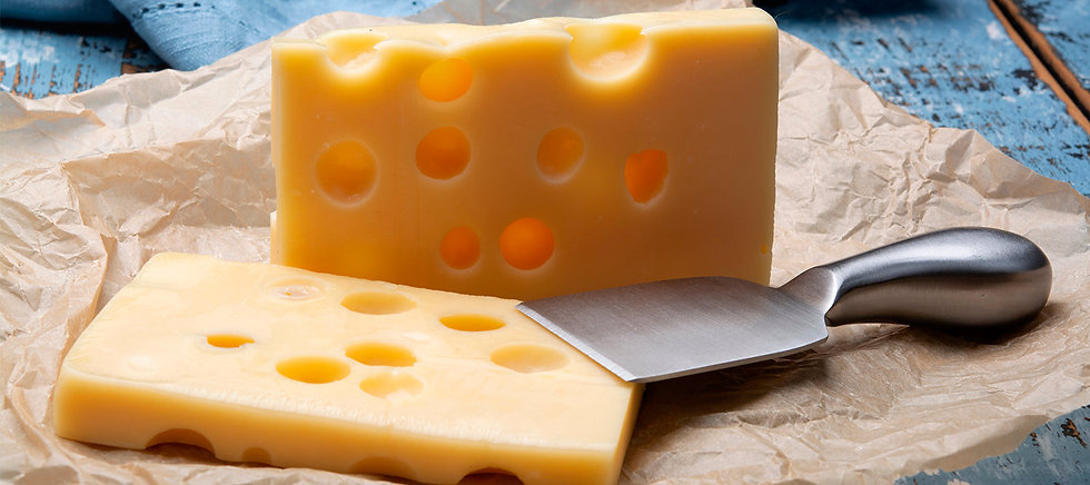 QUESO EMMENTAL 180g
