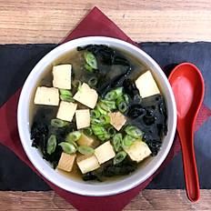 Miso leves garnéla rákkal