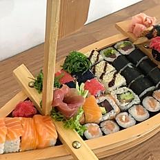 Prémium Sushi Hajó