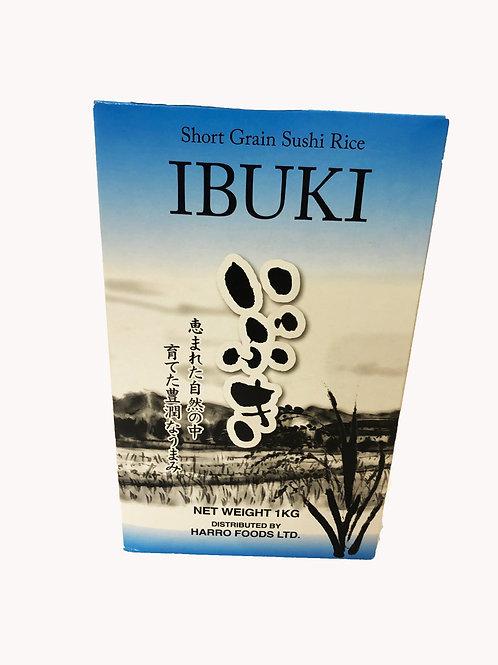 Ibuki Sushi rizs 1kg
