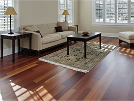Classic Solid Wood Flooring and Decking