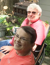 Marcia & Sherrill