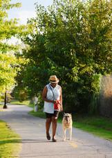 Walk along River Parks trails