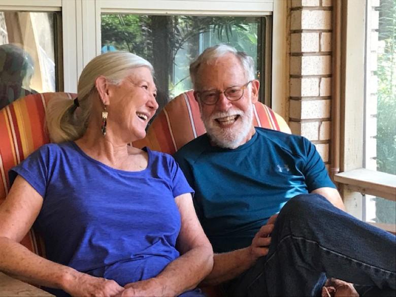 Claudia & Larry