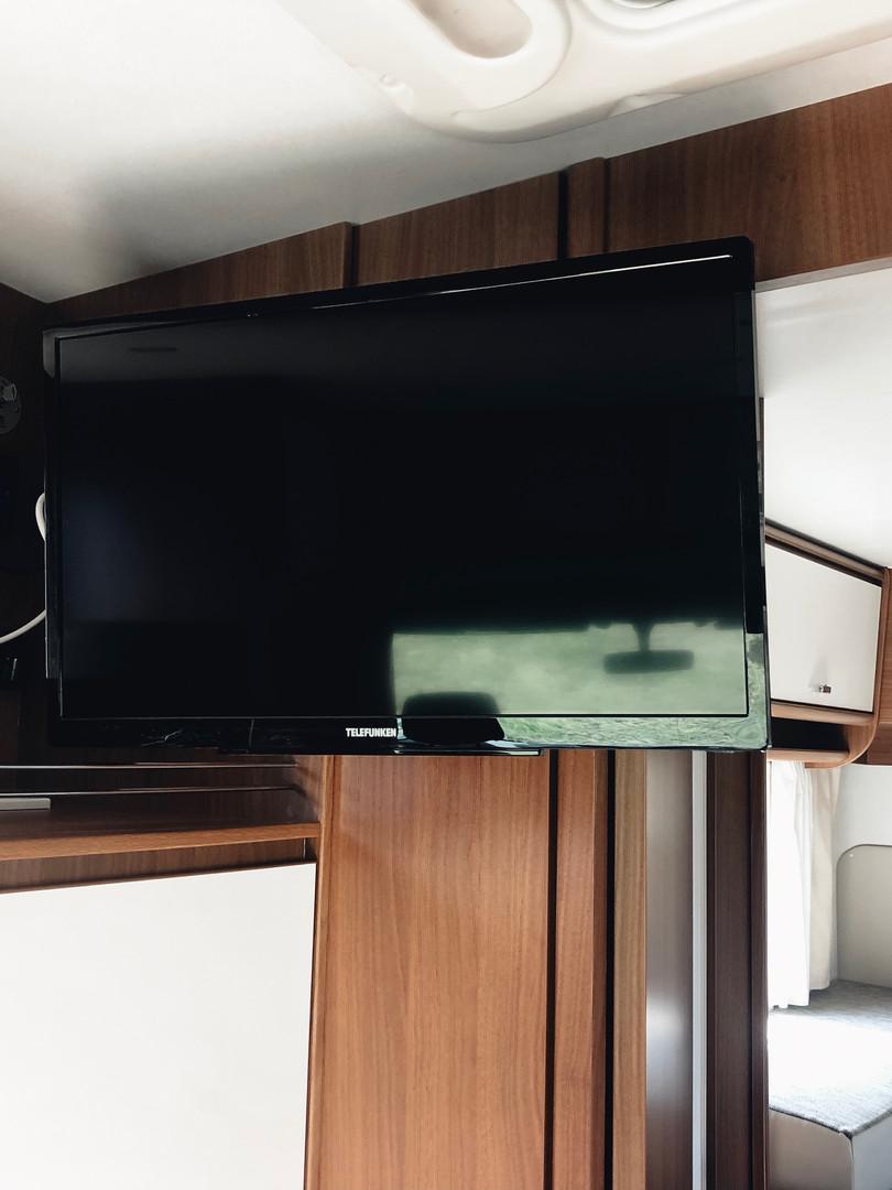 Nachrüstung TV-Bildschirm