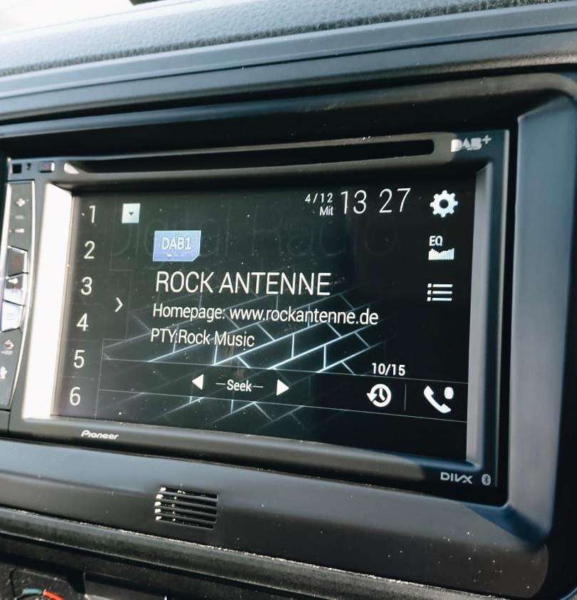 Nachrüstung Radio