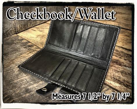 Checkbook Long Wallet