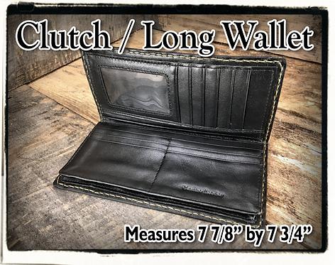 Clutch Long Wallet