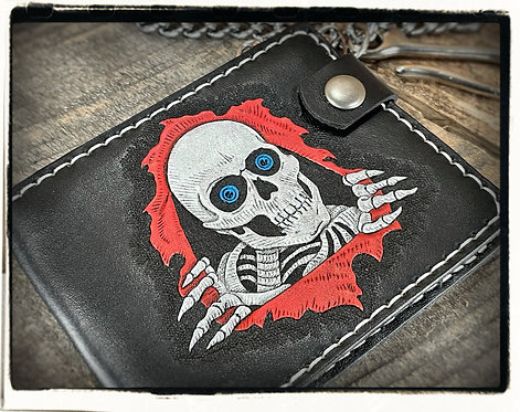 Skate-or-Die Bi-Fold - 6 Slot Wallet