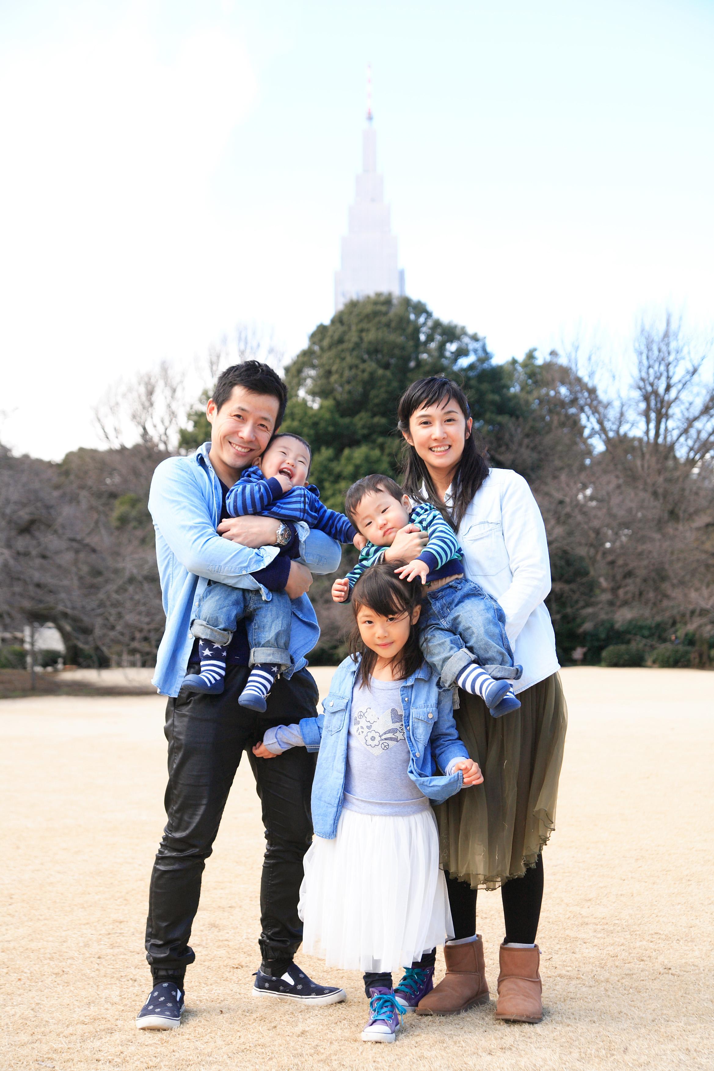 N Family Photo