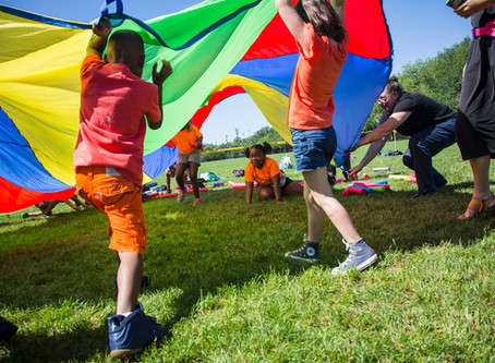 Susie King Taylor Community School Field Day a Success