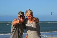 sao miguel do gostoso, brasilien, windsurf kitesurf gaeste, gutes verhältnis, persönlich, nah, windsurfreisen, kitesurfreisen, www.gosurfbrazil.com