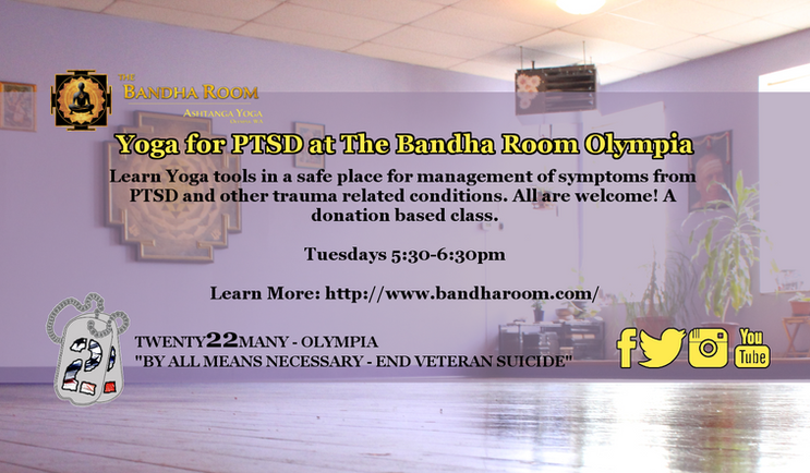 Bandha Room PTSD Yoga