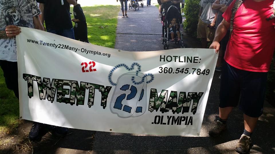 2017 Twenty22Many 3rd Annual March