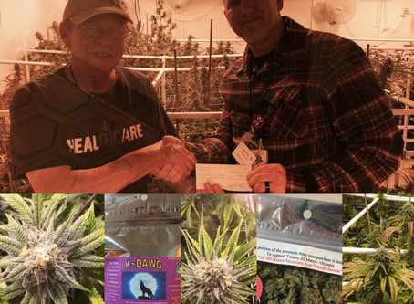 Evergreen Gro-Pro Comes Through for Veterans