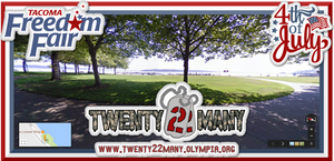 Twenty22Many - Tacoma Freedom Fair 2017